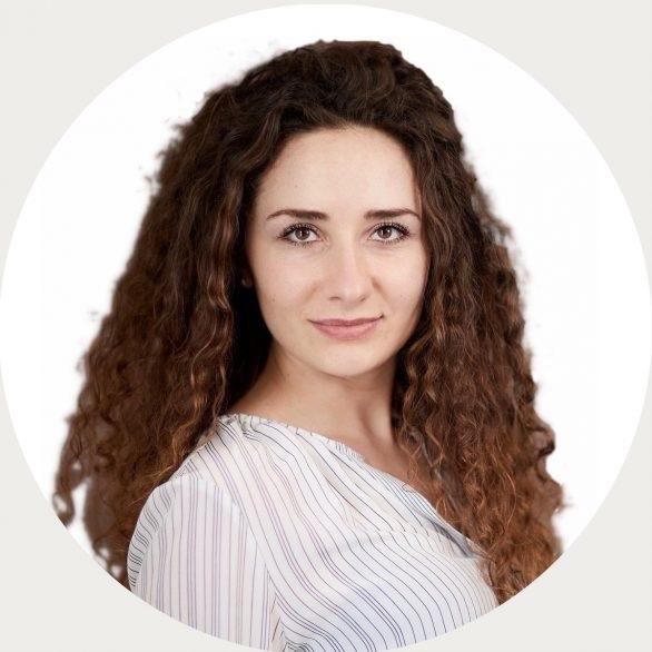 Dariia Dovhai